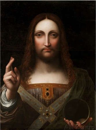 Giampietrino, Salvator Mundi (Detroit Institute of Arts)