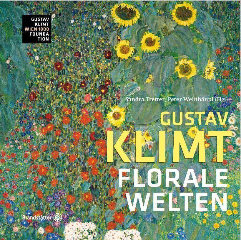 Gustav Klimt. Florale Welten, Detail (2019)