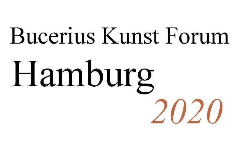 Hamburg, Bucerius Kunst Forum, Ausstellungen 2020