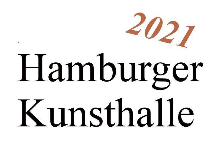 Hamburger Kunsthalle, Ausstellungen 2021