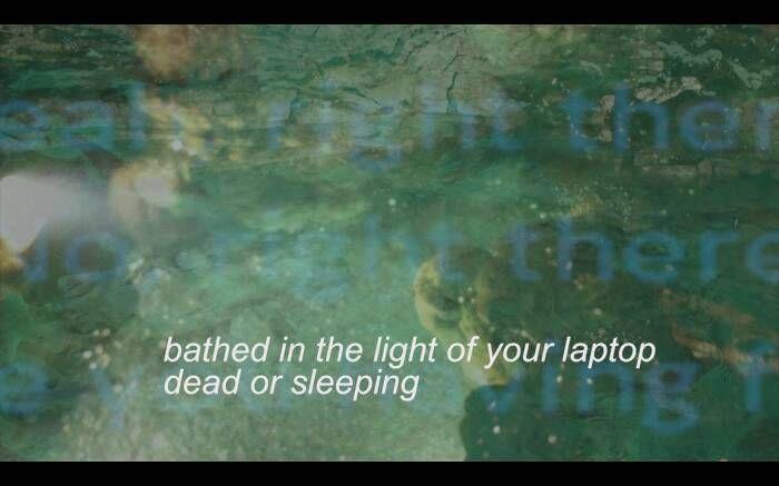 Hannah Black, My Bodies, Laptop, 2014, Digitales Video, Farbe, Ton, 3:30 Min., Courtesy Hannah Black and Arcadia Missa.