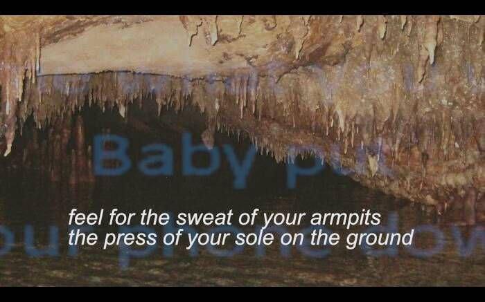 Hannah Black, My Bodies, Armpits, 2014, Digitales Video, Farbe, Ton, 3:30 Min., Courtesy Hannah Black and Arcadia Missa.