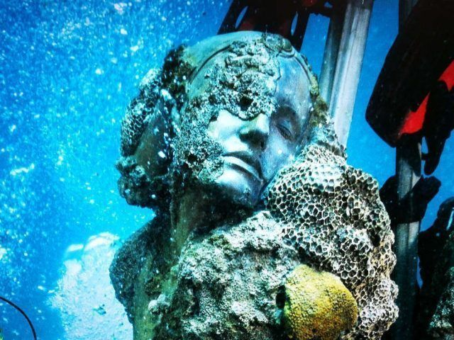 Damien Hirst, Treasures from the Wreck of the Unbelievable, Foto: Alexandra Matzner, ARTinWORDS