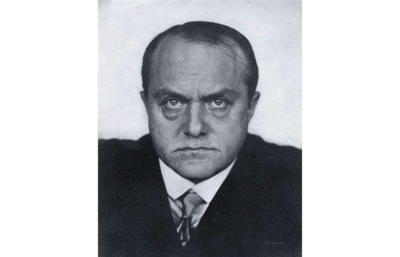 Hugo Erfurth, Max Beckmann, 1929