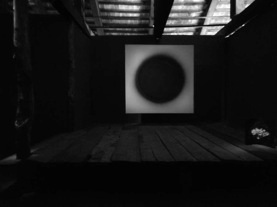 """Ausstellungsansicht """"intuition"""" im Palazzo Fortuny, Foto: Alexandra Matzner, ARTinWORDS"""