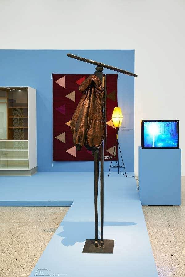 Jakob Lena Knebl Bourgeois, Ausstellungsansicht Oh… Jakob Lena Knebl und die mumok Sammlung, mumok Wien, 17.3.–22.10.2017, Photo: mumok / Lisa Rastl.