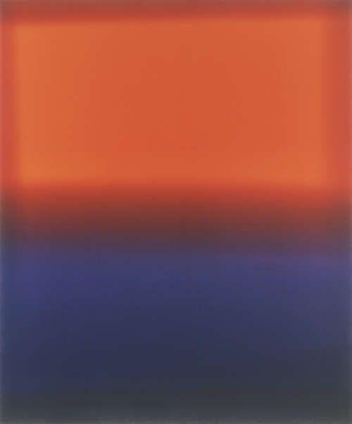 James Welling, IRMB (aus der Serie Degrades, 1986–2006), 2002, 50.8 x 61 cm © James Welling, courtesy David Zwirner, New York/London