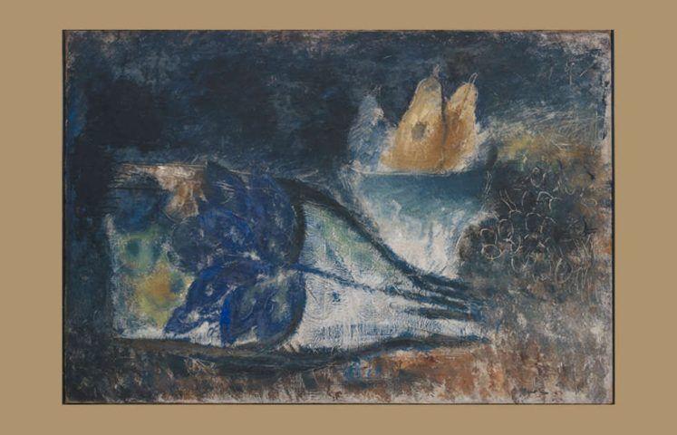 Jean Frautier, Fleurs, Hombroich