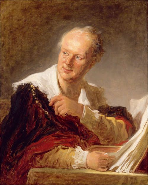 Jean Honoré Fragonard, Porträt eines Mannes, um 1769, Öl auf Leinwand, 85 x 65 cm (Musée du Louvre, Département des Peintures, Paris)