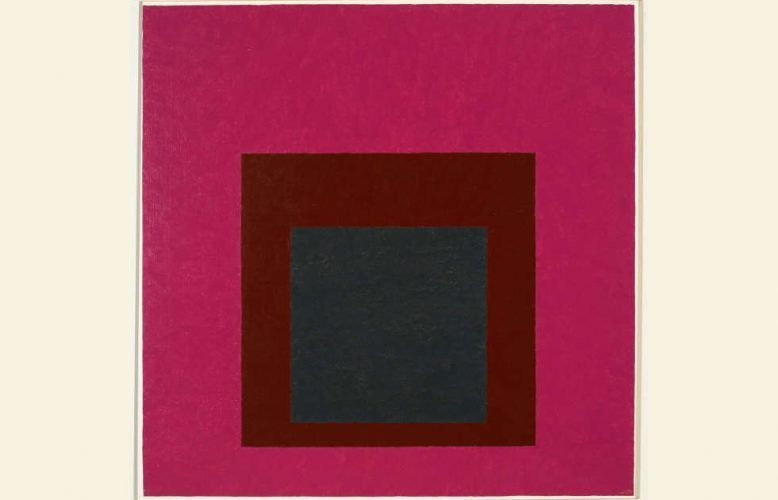 Josef Albers, Hommage an das Quadrat