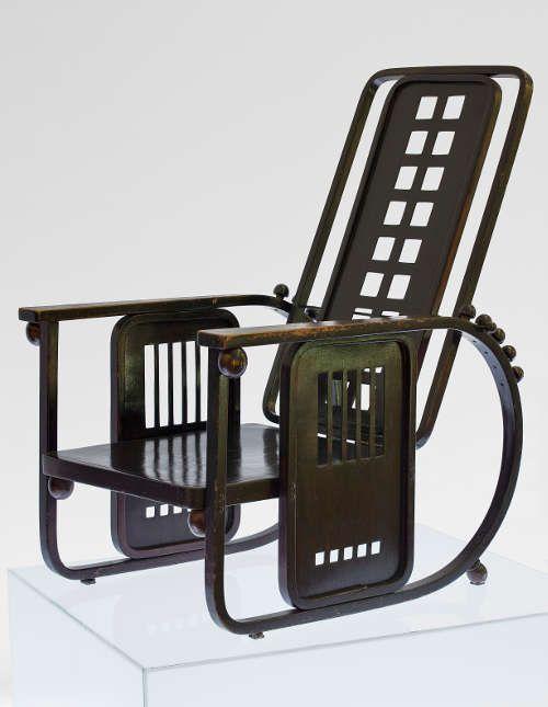 Josef Hoffmann, Sitzmaschine © Bundes Mobibilien Verwaltung, Lois Lammerhuber