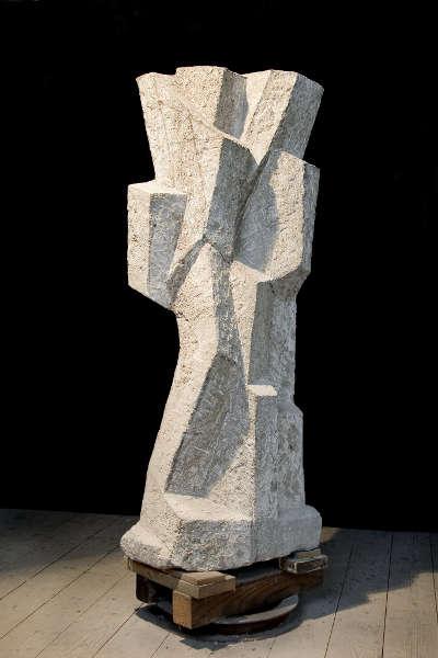 Josef Pillhofer, Doppelfigur, 1958