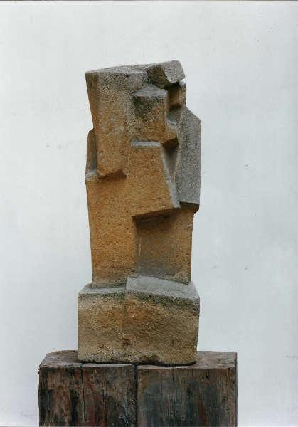 Josef Pillhofer, Y.M. Coulibali, 1958