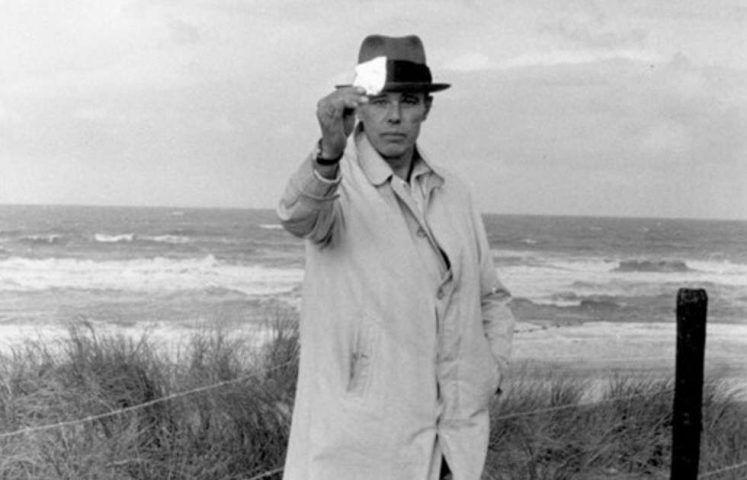 Joseph Beuys, Scheveningen, Detail, 1976