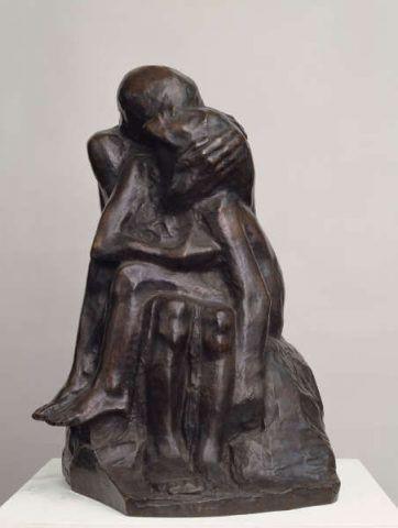 Käthe Kollwitz, Liebespaar II, 1913 (© Staatliche Museen zu Berlin, Nationalgalerie / Roland März)