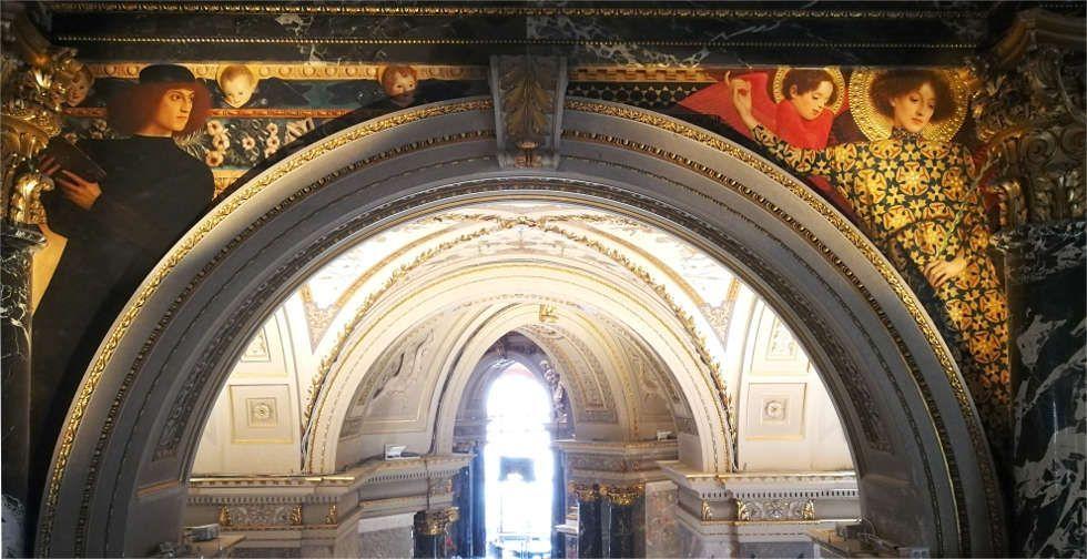 Klimt, Altitalienische Kunst im Kunsthistorischen Muserum, Foto © Alexandra Matzner, ARTinWORDS