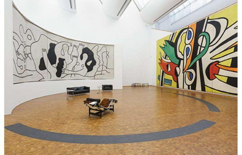 Köln, Museum Ludwig, Fernand Leger