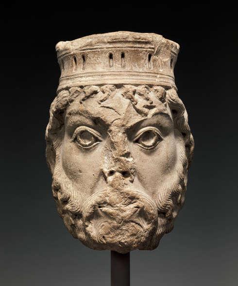 König David, Kopf (Metropolitan Museum of Art, New York)