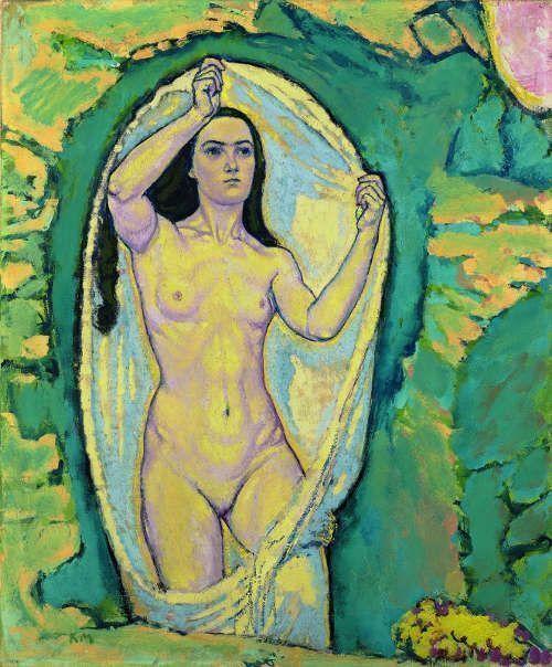 Koloman Moser, Venus in der Grotte, um 1914 (© Leopold Museum, Wien)