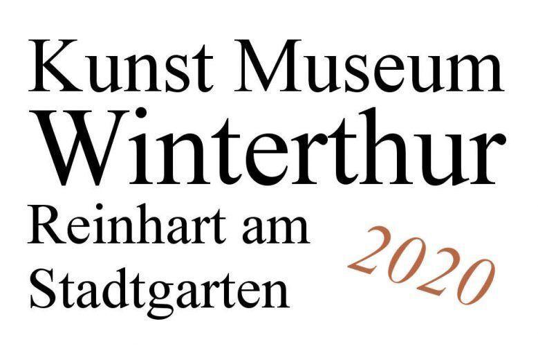 Kunst Museum Winterthur, Reinhart am Stadtgarten, Ausstellungen 2020