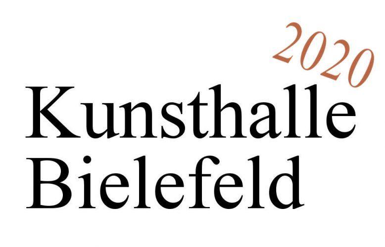 Kunsthalle Bielefeld, Ausstellungen 2020