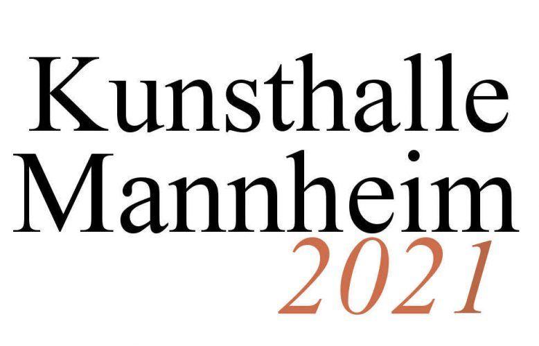 Kunsthalle Mannheim 2021