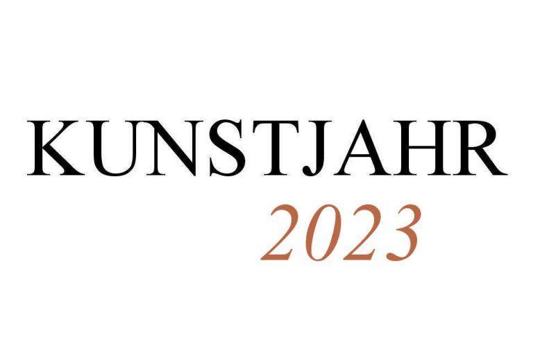 Kunstjahr 2023: Jubiläen, Geburts- und Todestage, Hommagen