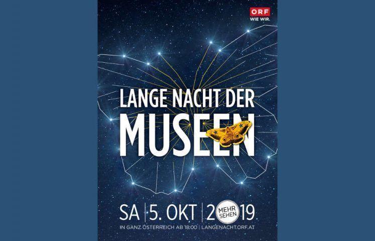 Lange Nacht der Museen Wien 2019