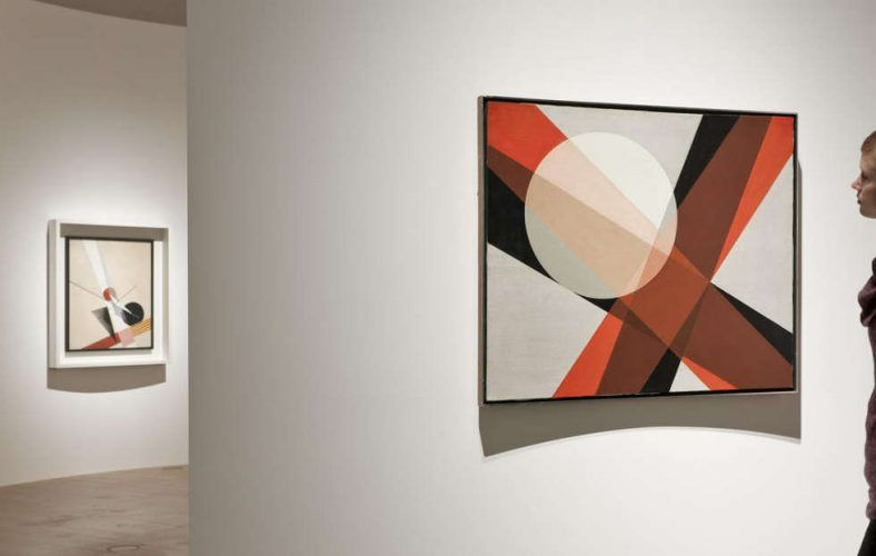 László Moholy-Nagy © Schirn Kunsthalle Frankfurt 2009 Foto: Norbert Miguletz