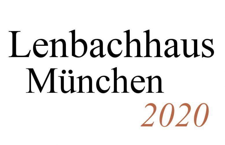 München, Lenbachhaus, Ausstellungen 2020