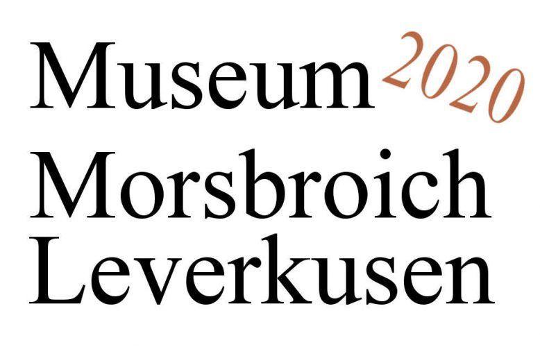 Leverkusen, Museum Morsbroich, Ausstellungen 2020