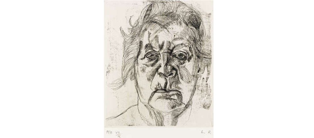 Lucian Freud, Mother