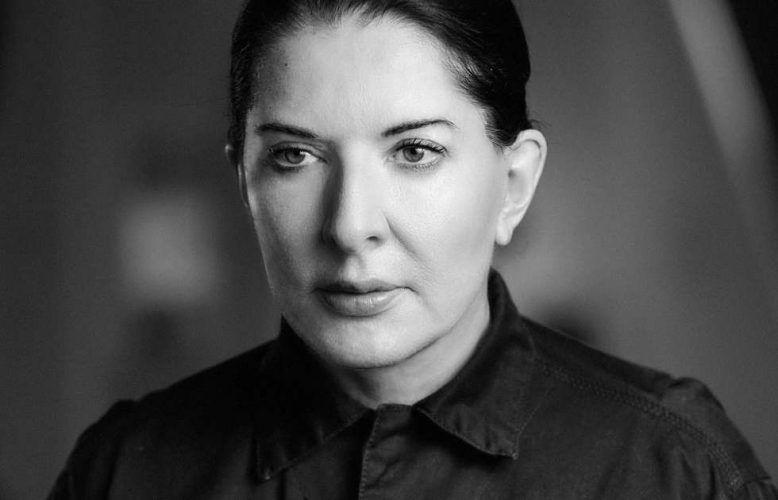 Marina Abramovic, 2018, Foto: Carlo Bach