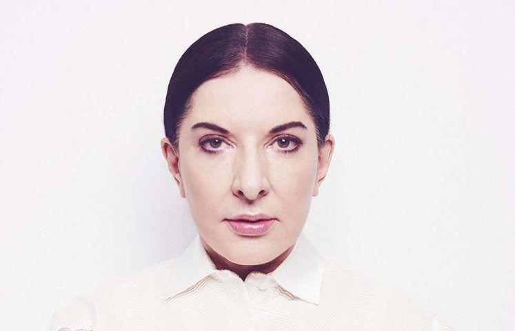 Marina Abramovic, 2019