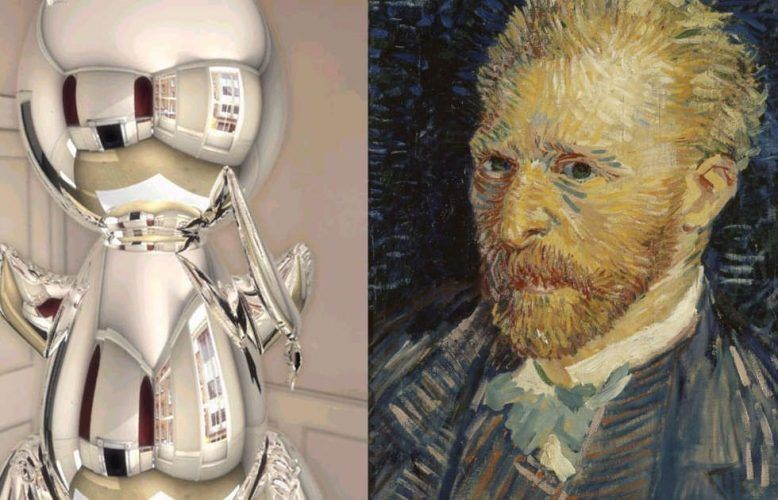 Mark Leckey, Vincent van Gogh
