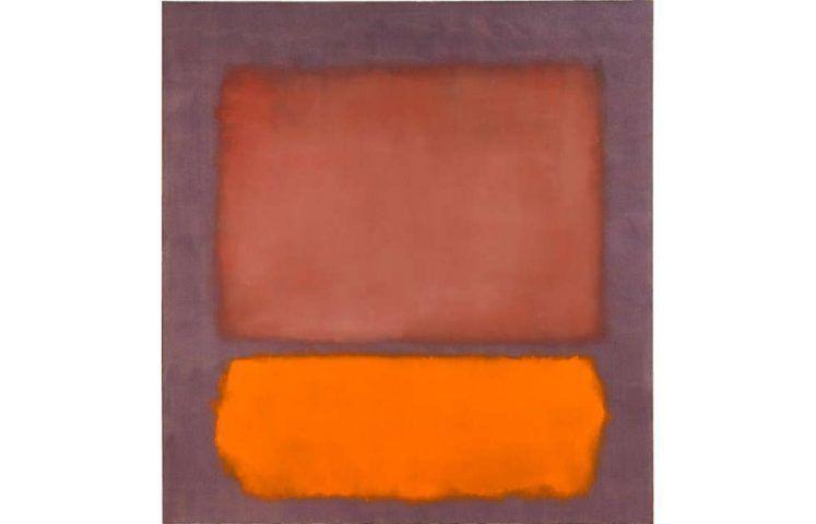 Mark Rothko, Ohne Titel, 1962, 206,5 x 193 cm (Staatsgalerie Stuttgart)