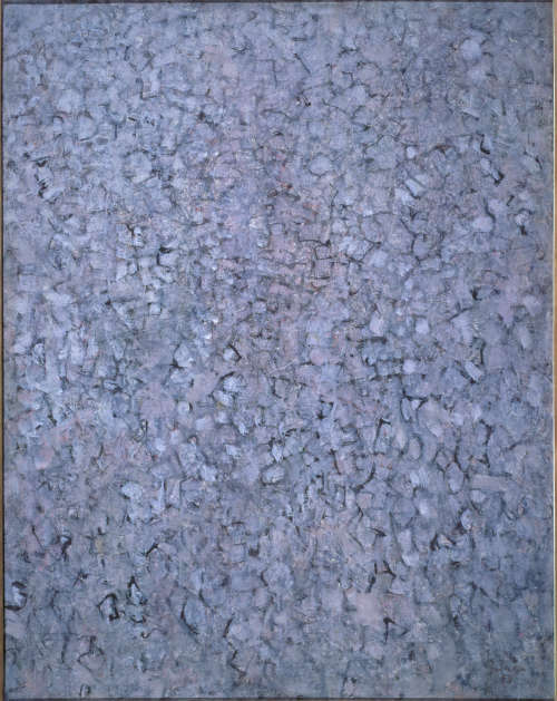 Mark Tobey, Northwest Drift, 1958