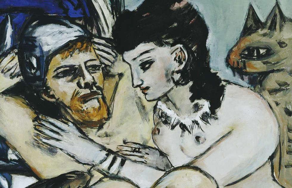 Max Beckmann. weiblich-männlich in der Hamburger Kunsthalle