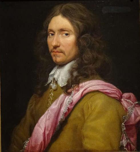 Michaelina Woutier, Kommandant der spanischen Armee, 1653, Öl auf Leinwand, 83,2 x 71 cm (Königliches Museum der schönen Künste Antwerpen)