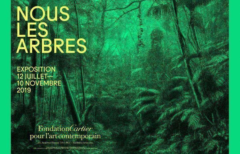 NOUS, LES ARBRES in der Fondation Cartier pour l'art contemporain, 2019