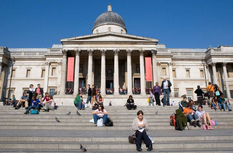 National Gallery of Art, London © National Gallery, London