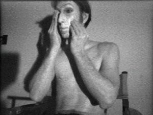 Bruce Nauman, Flesh to White to Black to Flesh, 1968, Film Still, Courtesy Electronic Arts Intermix (EAI), New York © VG Bild-Kunst, Bonn 2016