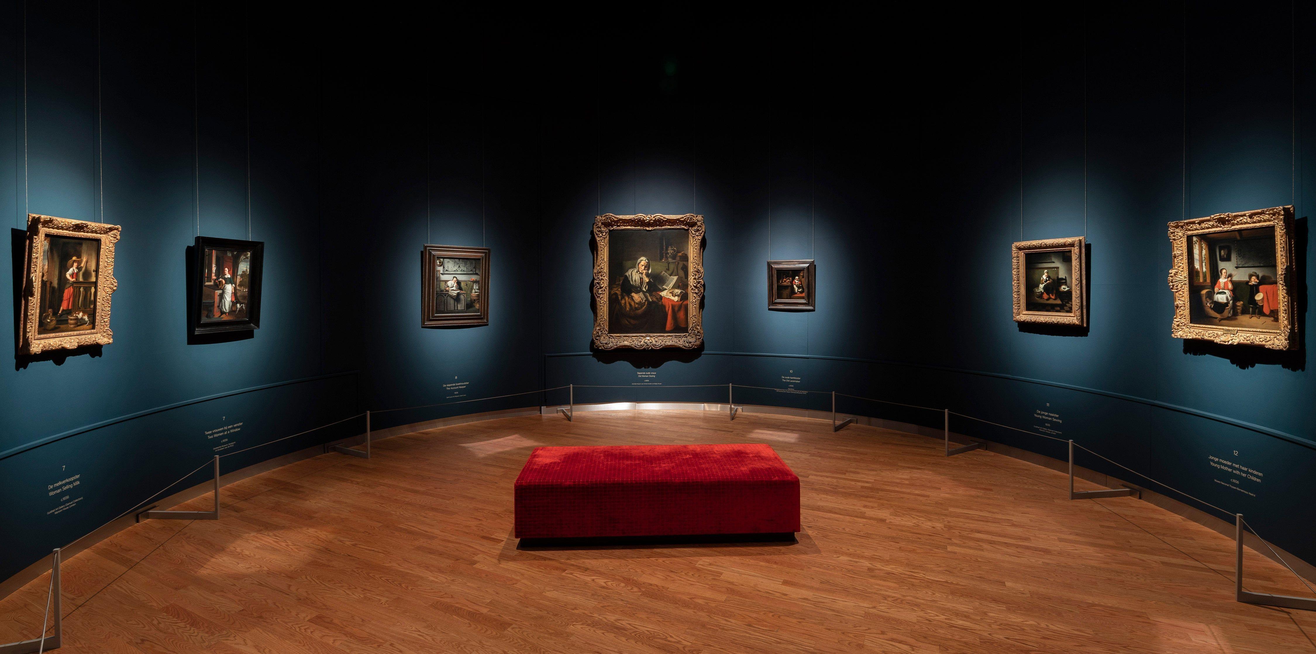 Nicolaes Maes im Mauritshuis 2019