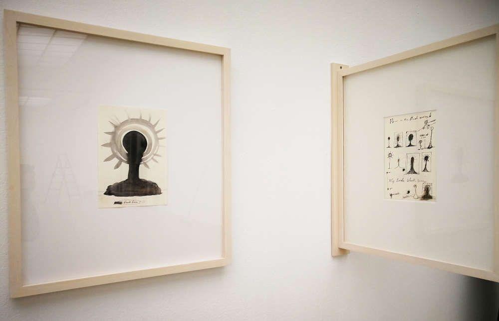 Nicole Eisenman, Black Sun, Foto: Alexandra Matzner, ARTinWORDS.