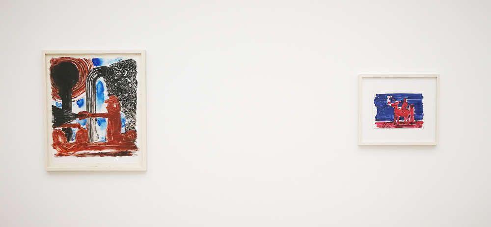Nicole Eisenman, Merican Night, Foto: Alexandra Matzner, ARTinWORDS.