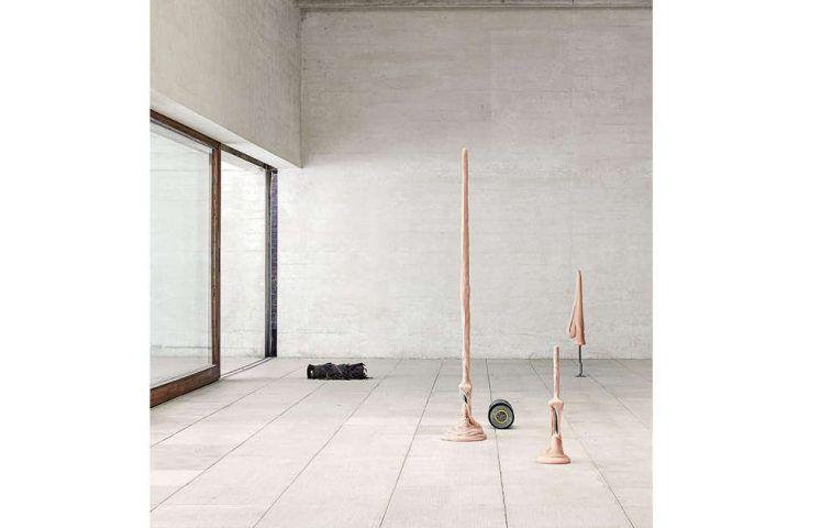 Nina Canell, Installationsansicht, Biennale 2017