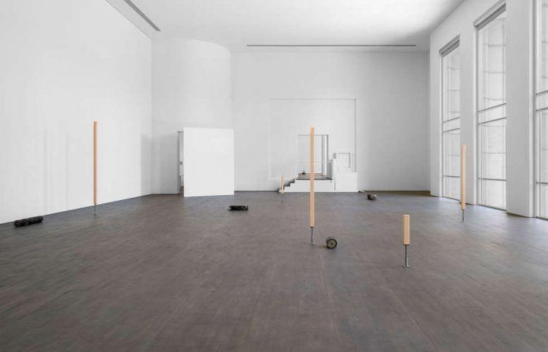 Nina Canell, Installationsansicht SMAK, Ghent, 2018