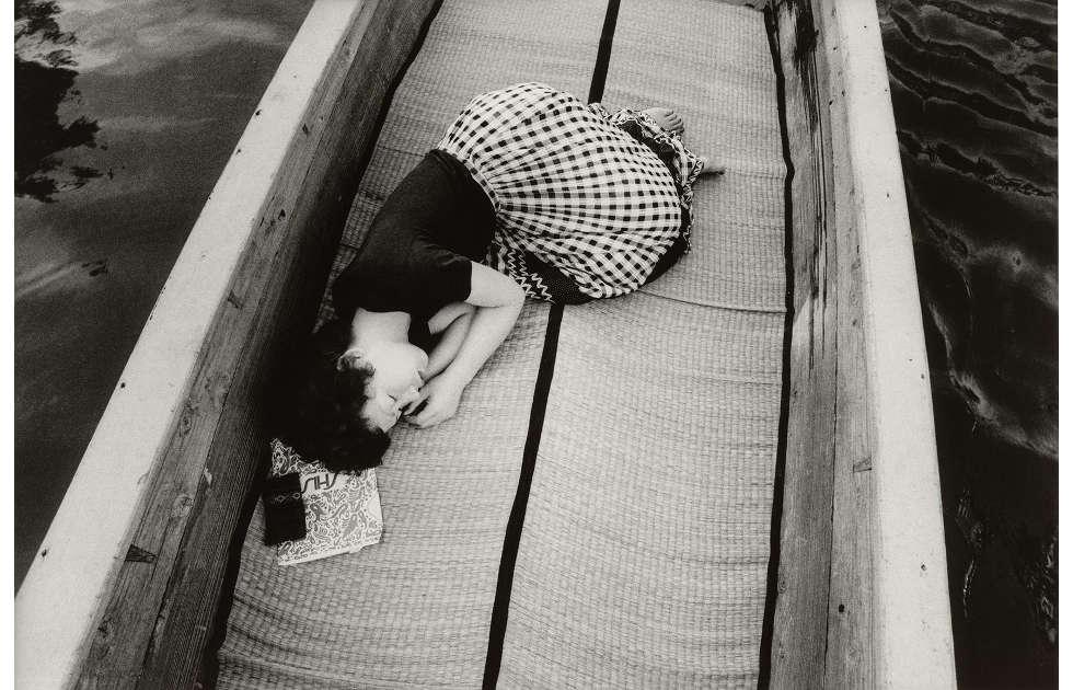 Nobuyoshi Araki, Sentimental Journey, 1971, Gelatin silver print (© Nobuyoshi Araki)