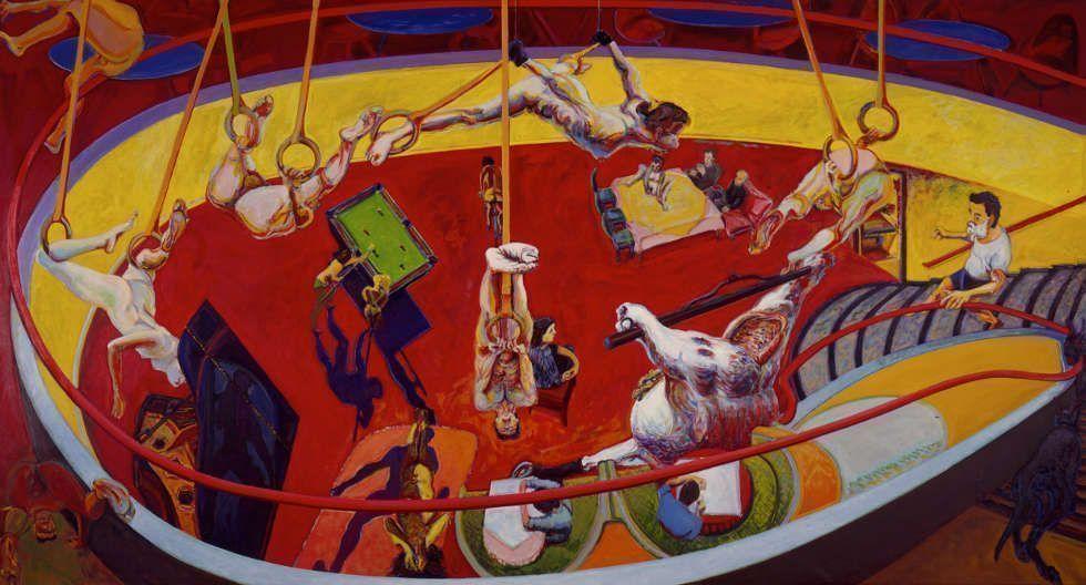 Norbert Tadeusz, Das große Ei (Casino I), 1987, Estate Norbert Tadeusz / Petra Lemmerz. © VG Bild-Kunst, Bonn 2020, Foto: LWL / Hanna Neander