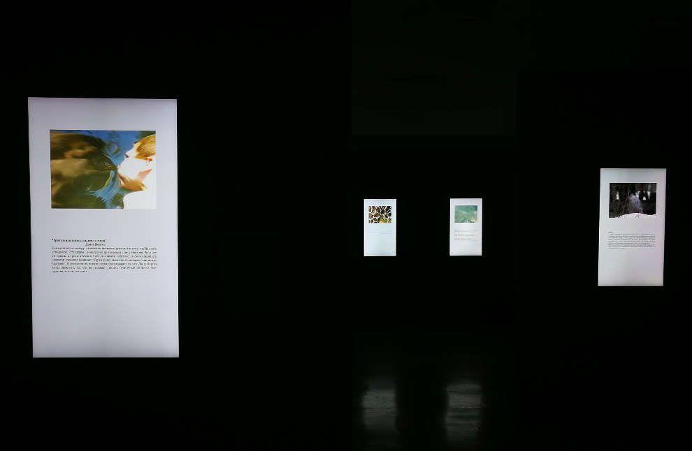 Olga Chernysheva, Screens, 2010–2017, Courtesy die Künstlerin, Foto: Alexandra Matzner, ARTinWORDS.
